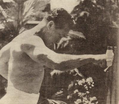 Masutatsu_Oyama_karate